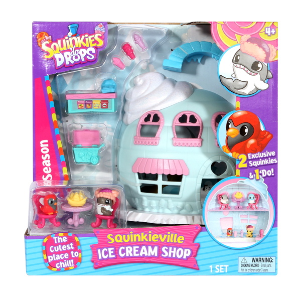 Squinkies Official | Ice Cream Shop | Squinkie News