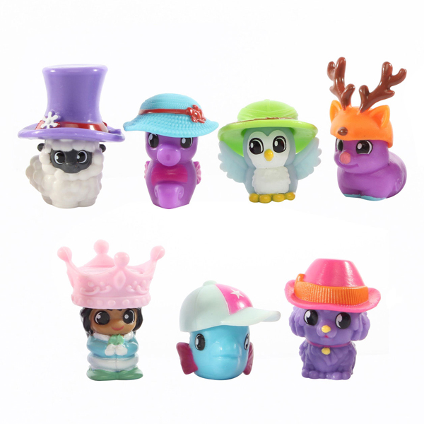 Squinkies Official | Do' Drop Set | Characters