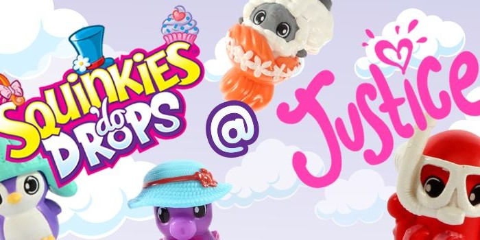 Shop Squinkies at Justice Stores
