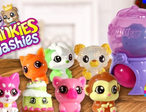 NEW Squinkies Squashies Blind Bag Stocking Stuffers Coming Soon